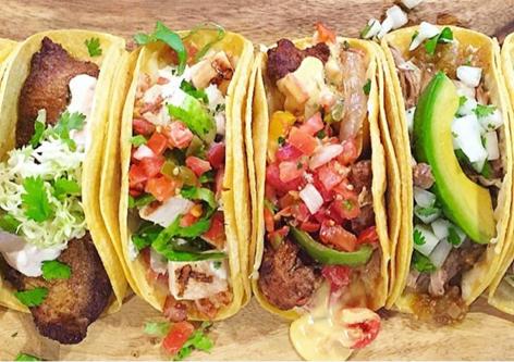 Manna Cabana Tacos